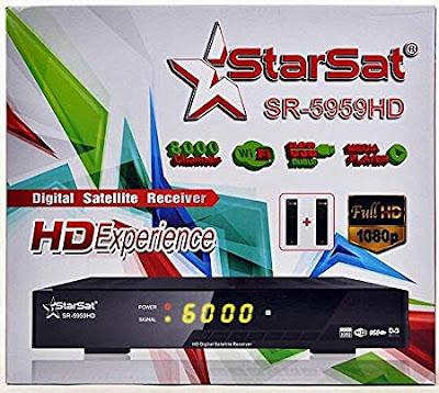 جديد  للستارسات  R5959-6969-9090-40 EXTERME STARSAT  بتاريخ 03 / 09 / 2019