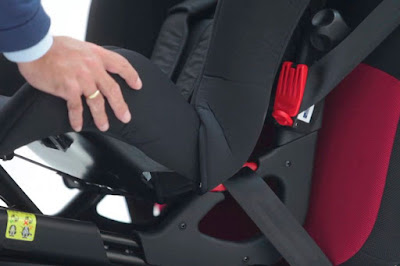 elección sillita coche bebe seguridad normativa viajar bebés niños en coche