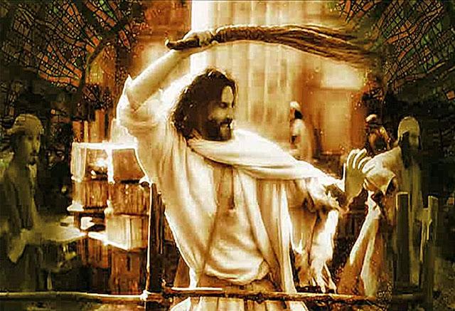 Resultado de imagen de jesus ¡Serpientes! ¡Raza de víboras!