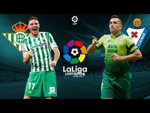 مشاهدة مباراة ريال بيتيس وايبار بث مباشر اليوم 04-10-2019 الدوري الاسباني