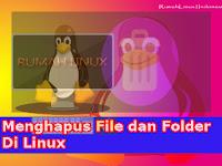 Cara Menghapus File di Linux