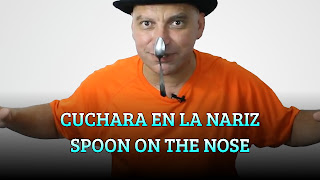 Cuchara en la nariz, FRICTION, Spoon on the nose