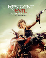 CD Paul Haslinger: Resident Evil The Final Chapter - SoundTrack