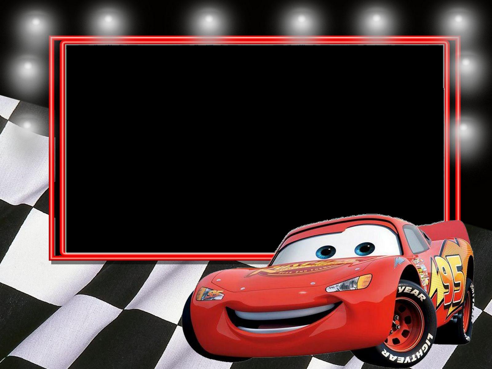 Pixar Cars Wallpaper Border De Fotos Para Marcos De Cars Imagui