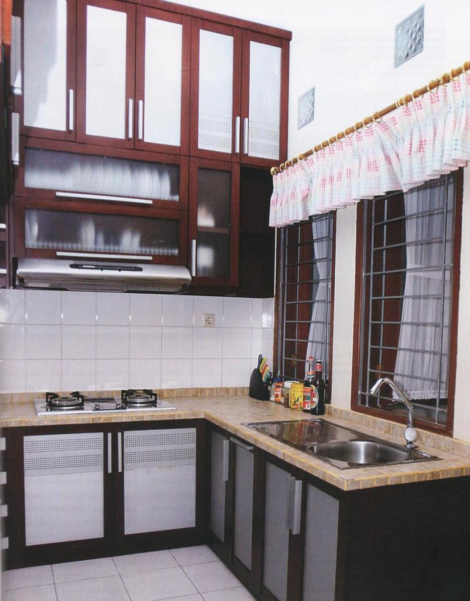 Tata Ruang Dapur Minimalis Modern