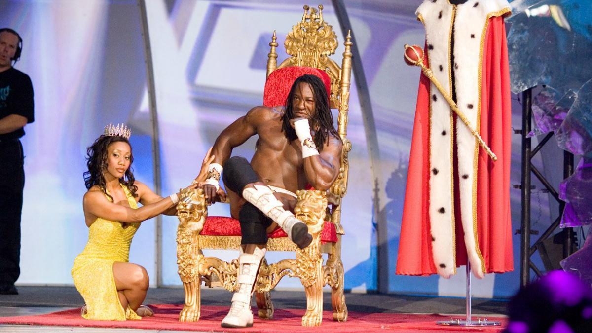 WWE contratou Sharmell porque Booker T queria se demitir