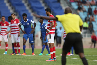 Caf Club Competitions: Weekend Results