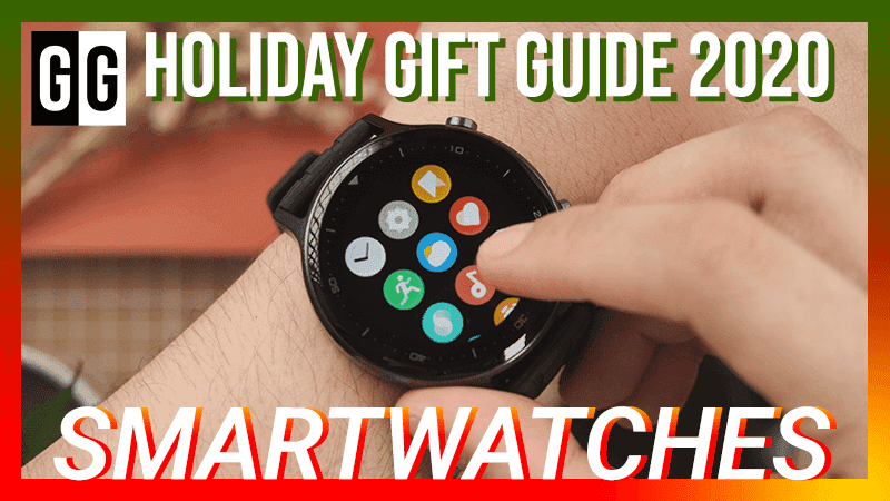 Holiday Gift Guide 2020: Fitness bands and smartwatches