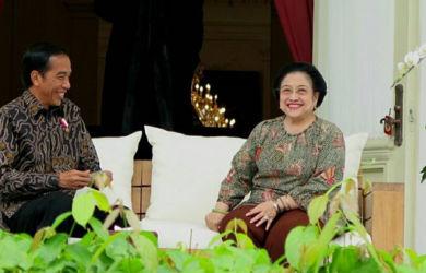 Bu Mega Digadang Maju di Pilpres 2024, Wakilnya : Pak Jokowi, Setuju?