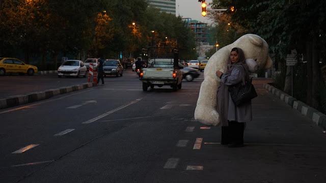 A still from Tehran: City of Love
