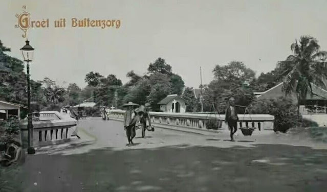 Jembatan Merah pada tempo dulu 123