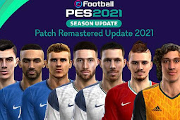 Patch Remastered Update Season 2021 + Update V1.3 - PES 2013