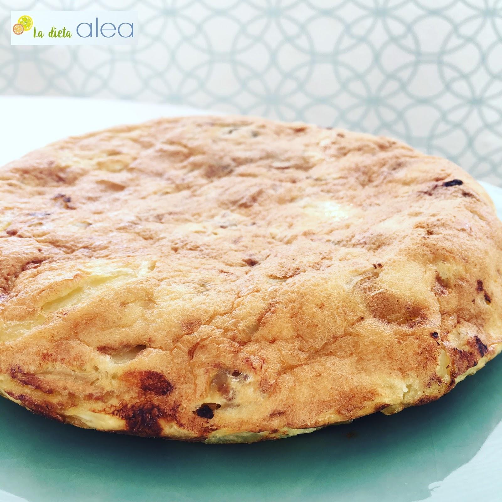 Tortilla De Patata F Cil Riqu Sima Y Baja En Calor As La