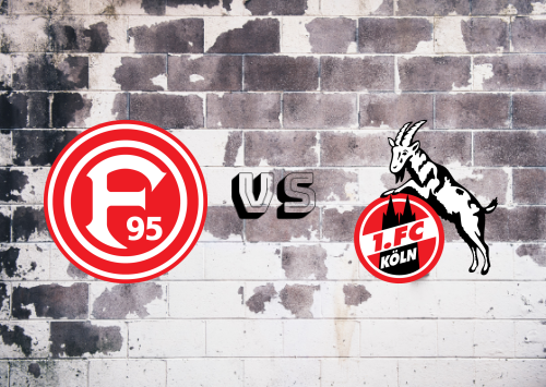 Fortuna Düsseldorf vs Köln  Resumen
