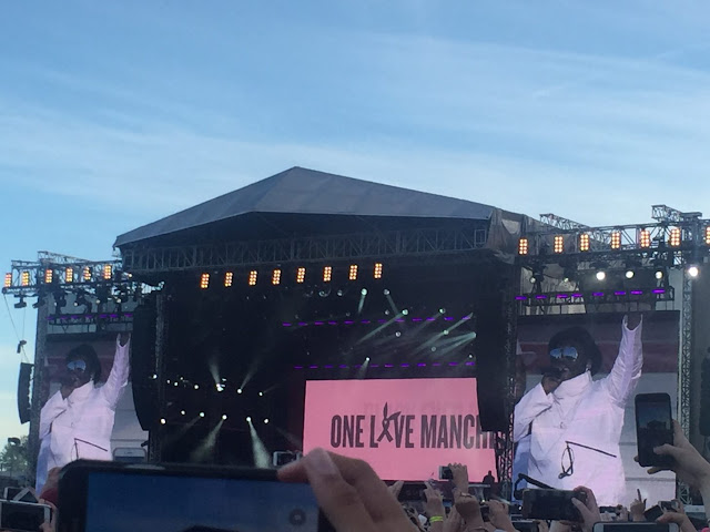 One Love Manchester Black Eyed Peas