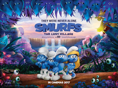 Smurfs: The Lost Village (2017) Film Sub Indonesia Full HD Movie Download