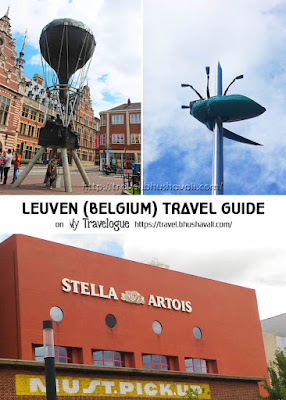 Pinterest Leuven travel guide