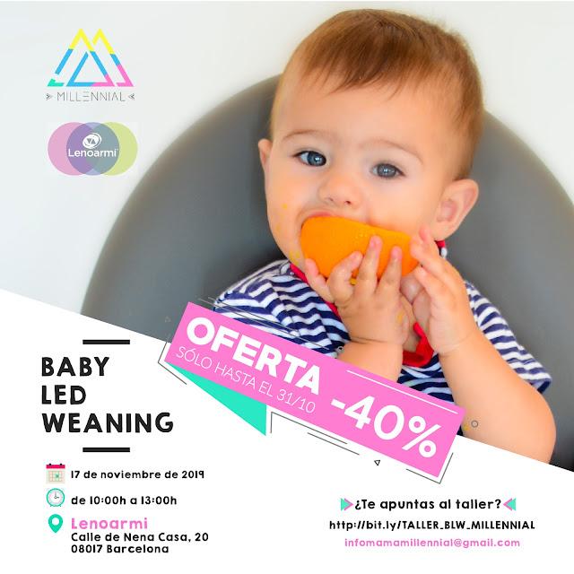 Taller-BLW-Lenoarmi-aprender-Baby-Led-Weaning-alimentacion-complementaria-bebe-6-meses-metodo-babyled-Stories