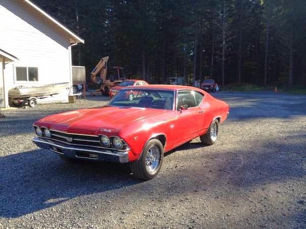 1969 Dodge Challenger For Sale On Craigslist - New Car