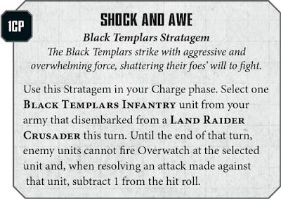 Estratagemas Templarios Negros