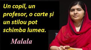 12 iulie: Ziua lui Malala