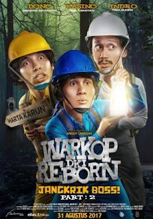 Sinopsis Film WARKOP DKI REBORN: JANGKRIK BOSS PART 2 (Movie - 2017)