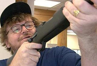 Michael Moore: 'Ban All Semi-Automatic Guns, Large Capacity' Mags, and War -