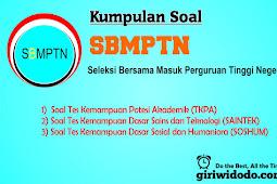 Download Soal dan Pembahasan SBMPTN 2014 Naskah Asli Lengkap