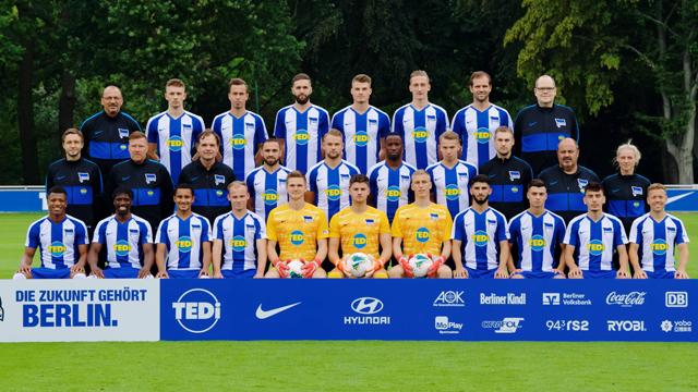 Jadwal Skuad Hertha Berlin 2020