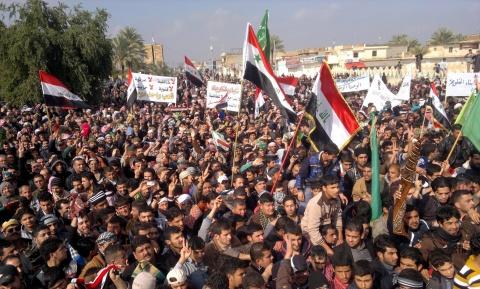 Musavi:Iran Tana Lura Da Abin Da Ke Faruwa A Kasar Iraki