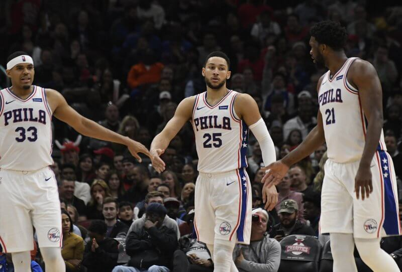 With Joel Embiid Unlikely To Play, Sixers Will Turn To Other Options Vs. Nets