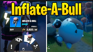 Inflate-A-Bull, this all you need to know