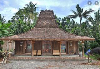 Macam-Macam Rumah Adat yang ada di pulau jawa