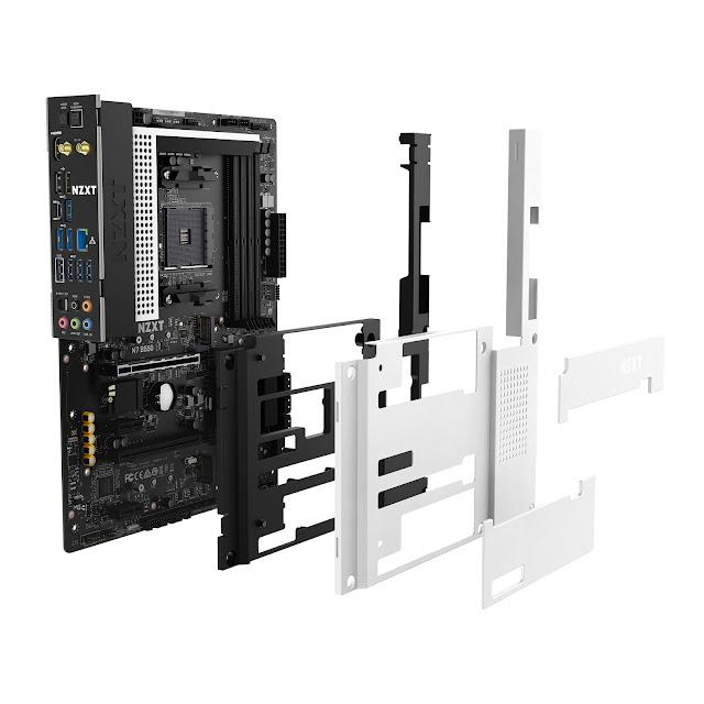 NZXT N7 B550 Motherboard