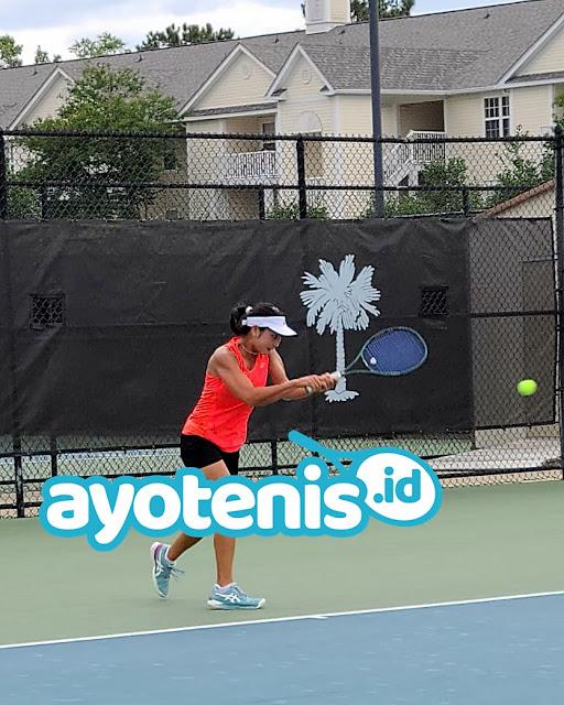 Aldila Sutjiadi Jumpa Unggulan Kedua di Babak Pertama ITF Evansville