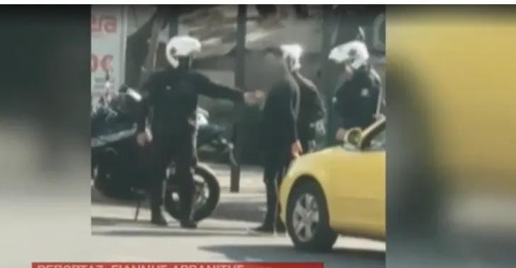 Ξεφεύγουν τα πράγματα! Άγριο ξύλο μεταξύ αστυνομικών και πολιτών για τα περιοριστικά μέτρα – ΒΙΝΤΕΟ