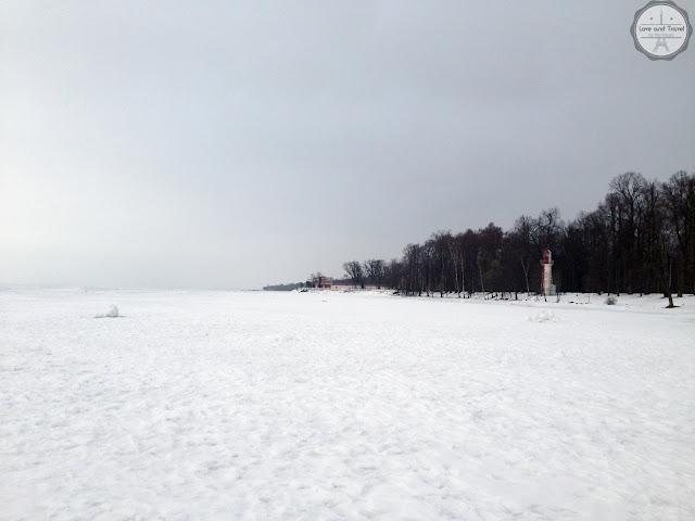 Palacio Peterhof golfo da finlândia