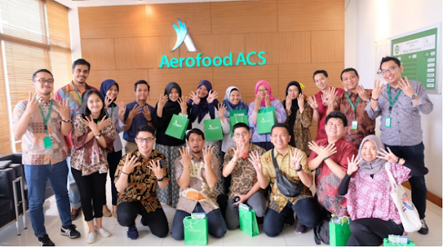 Lowongan Kerja Quality Control Staff PT Aerofood Indonesia Tangerang
