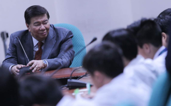 Drilon confident teachers' salary increase will finally be approved
