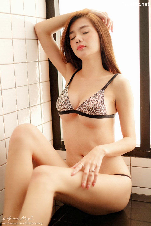 Image Thailand Model - Tadsanapon Kampan - Leopard Bikini - TruePic.net - Picture-3