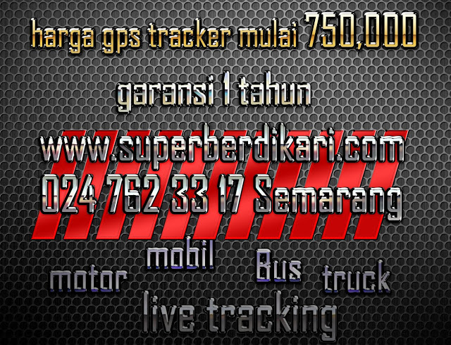 gps tracker termurah pemasangan rapi bagus