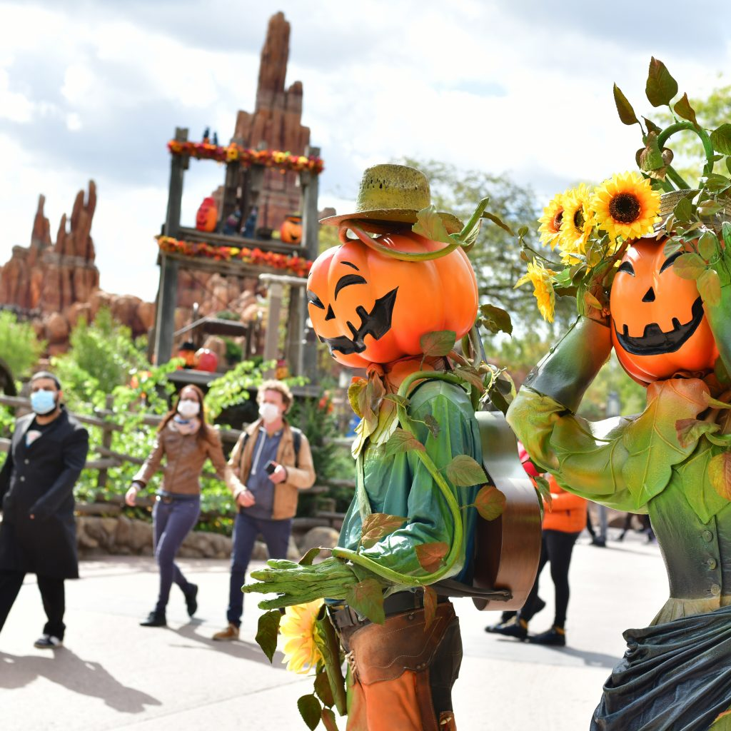 Halloween Disneyland París