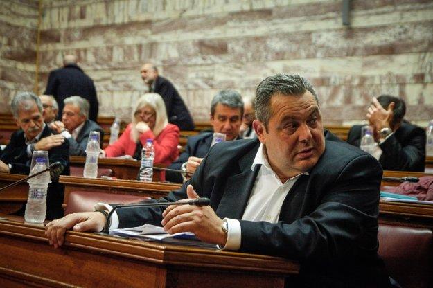 Π. Καμμένος: Έχουμε κυβέρνηση αποστασίας - Θα χυθεί αίμα στα Βαλκάνια