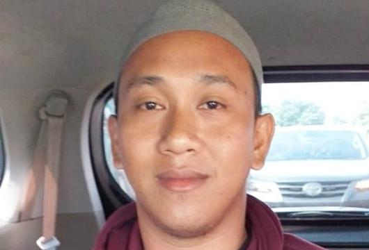 Pria yang Ancam Penggal Jokowi Dipecat dari Pekerjaannya