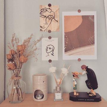 Barang-barang Untuk Dekor Kamar {Korean Style}