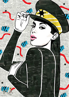 Anitta Pop Art