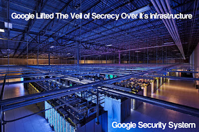 Google Lifted The Veil of Secrecy Over It's Infrastructure