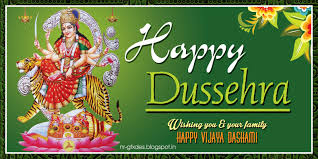 Happy Dussehra Wallpapers HD