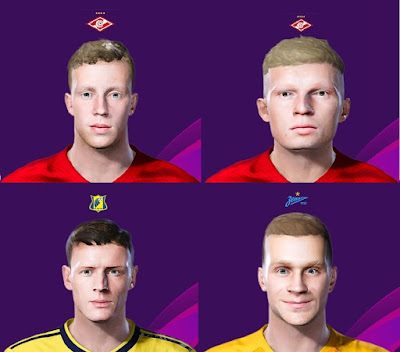 PES 2020 Facepack 6 by Korneev