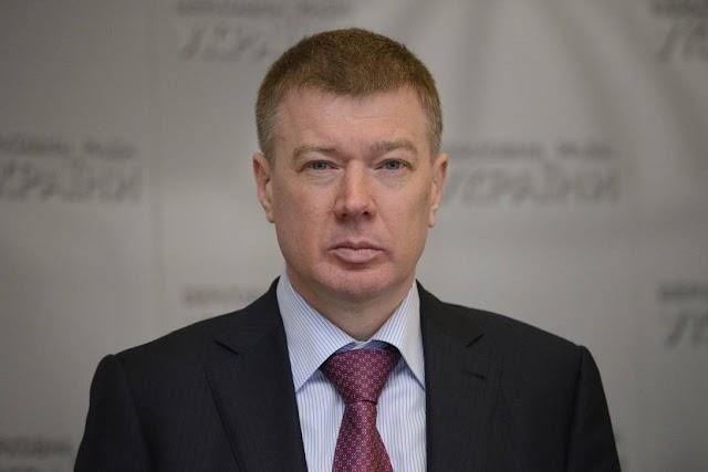 Сергій Ларін: Промвиробництво в Україні падає, але уряд це не бентежить